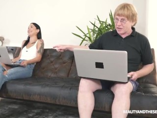 Dirty Old Pussy Lover