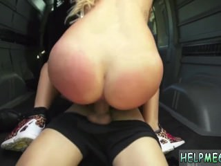 Rough tit groping and brutal fetish sex