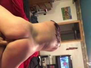 Horny wife takes charge and rides husbands dick!!!