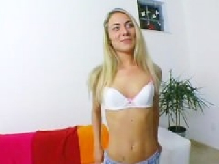 Small titty sexy young amater shows off her stuff