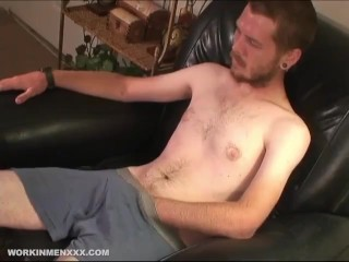Matt Jerking Off