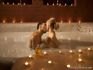 Anal Blonde MILF With indian