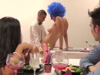 Paulova yearns for big dicks in First FAKings!