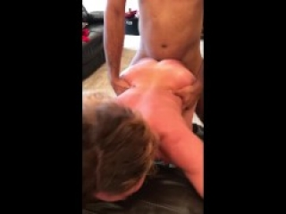 Teaser - Hotwife threesome with BBC - Part 2