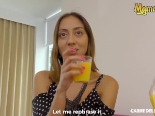 CarneDelMercado - Marcela Carmona Sexy Latina Colombiana Picked Up And Fucked Hard By Stranger