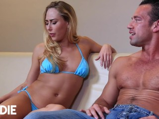 Carter Cruise Uses Her Body To Get What She Wants