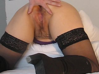 Fisting cow size titted amateur cutie