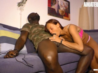 Hausfrau Ficken - Mature House Wife Cheats On Her Husband With Young BBC