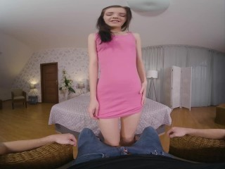 Super Cute Babe Annie Darling Picked Up And Fucked
