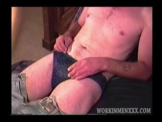 Mature Amateur Theodore Jacking Off