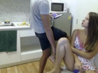 Hungry teen cam Couple Fuck and cum | Facial Homemade Amateur public $$$