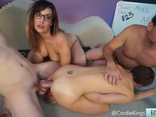 Milf's Teen Friend Takes Anal WebCam - Bingeworthy Cordie King