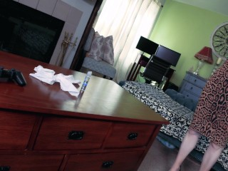 Mom and Stepson Play Hookie **FULL VIDEO** -Lady Fyre POV Taboo