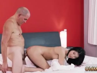 Mom and boss's daughter pussy grinding