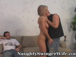 Double Teaming My Wife