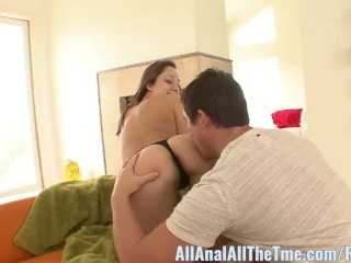 Remy LaCroix is Ready for A Hot Anal Threesome For All Anal!