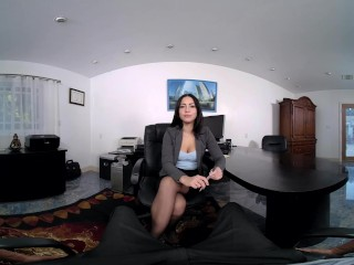 You Need To Fuck Your Latina Boss Alina Lopez If You Want Better Working Place