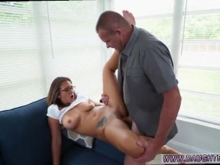 Teen missionary Sneaking Around With