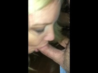 Pawg MILF Getting Split Roasted In Vegas by Hubby and BBC - Cum Swallow