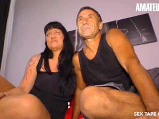 SextapeGermany - Thick Booty Wife Tells Her Husband To Fuck Her Pussy Hard