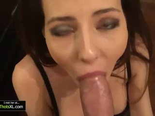 curious milf cheats on husband with step don