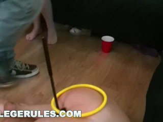 COLLEGE RULES - Group Of Real Life Teenage Miscreants Going Wild and Crazy