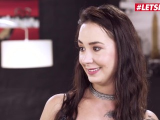 HerLimit - Freya Dee Sexy Slovakian Teen Gets Her Tight Ass Filled With Monster BBC - LETSDOEIT