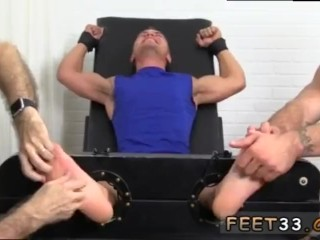 Kissing anal opening hot male fitness model