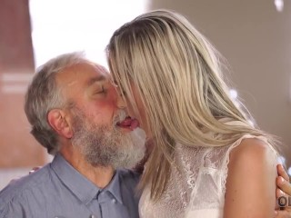Old4k. Kind Sexy Teacher Is Happy To Spend Sexy Time With His Hot Student