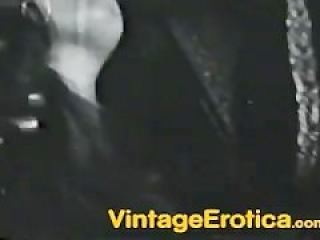 Vintage Interracial - first BBC ever?