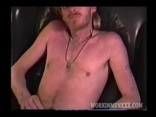 Mature Amateur Ghost Jacking Off