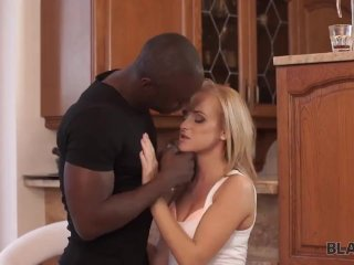 BLACK4K. Shanie Ryan wont become ill thanks to sex with the black neighbor