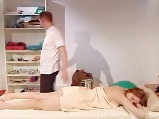 Massage Get's Erotic