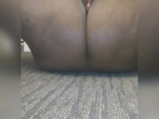 Thick Ebony Getting It In!