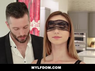 MYLFDom - Dominating Milf and Teen With Rough Fucking