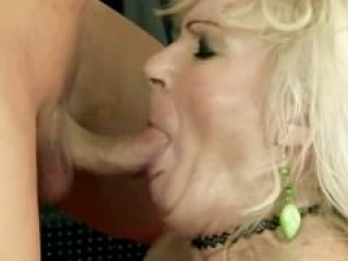 Hairy bbw granny gets pussy fucked by lucky guy