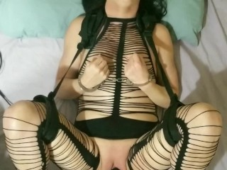 *CAN'T BREATHE!!* Rough Spanking & Squirting Torture | Machine | BDSM
