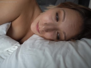 Fairy tale: Green-eyed and morning boner / JULIALEXXX