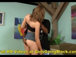 White Teen Interracial BBC Hardcore