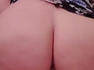 Horny AF BBW rides her cock in the bathroom. Multiple angles. Dirty talk. Stacey38G