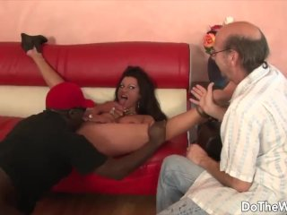 Do The Wife - Married MILFs Making Their Cuckolds Watch Compilation Part 2
