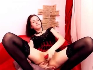Her Clit Is Totally Wet Now (Melisa Raen)