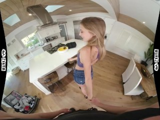 House Sitting with Kyler - Virtual Sex