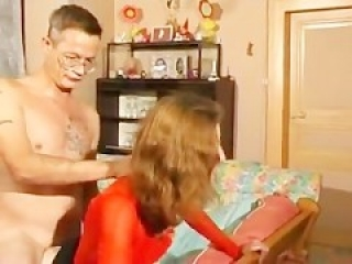 hairy granny fucked and fisted