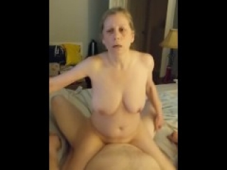 Sexy parTy wife going for a ride