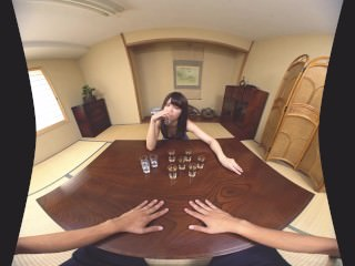 Is Tequila hard for all the girls Japanese Teen VR Porn