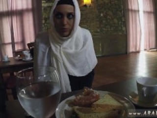 Arab teen creampie hd Hungry Woman Gets Food and Fuck