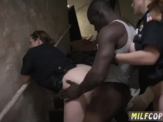 Amateur first audition and ebony fucks two