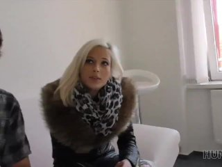 HUNT4K. Magnificent babe enjoys oral sex and pussy fucking for money