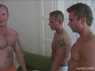 SG4GE Muscle LineUp Part 1 Straight Guys 4 Gay Eyes